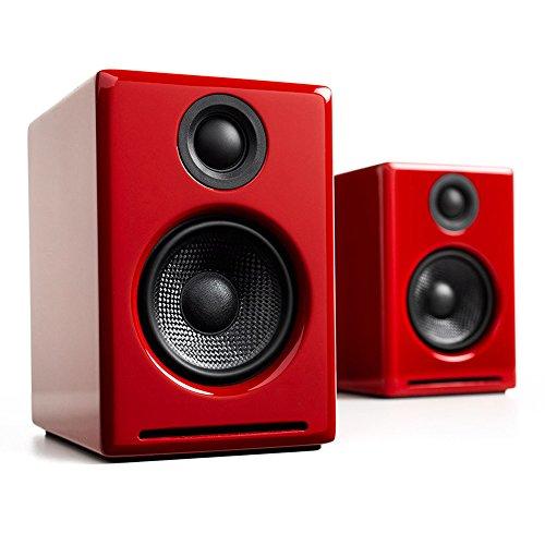 Audioengine A2+ Premium–Juego de 2Altavoces de Escritorio