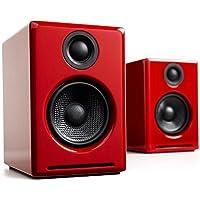 Audioengine A2+R -230V - EU Coppia di Altoparlanti Desktop, Rosso prezzi su tvhomecinemaprezzi.eu