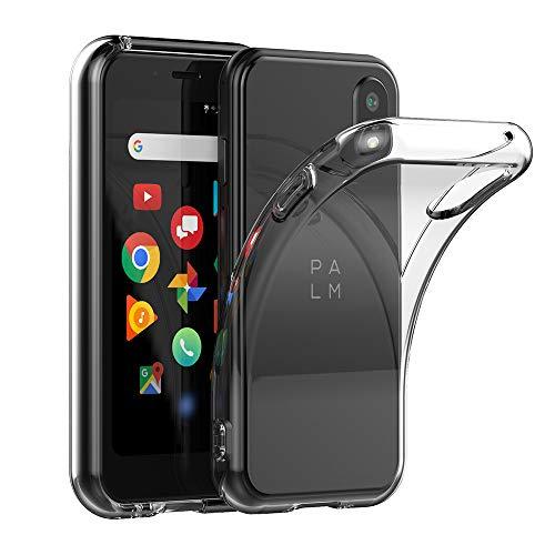 DDJ Palm Phone Hülle, Weiches Flexibles TPU Bumper Case Cover Schutzhülle Handyhülle für Palm Phone Palm Handy