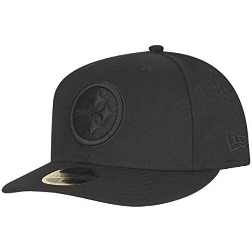 New Era 59Fifty Low Profile Cap - Pittsburgh Steelers 7 3/8