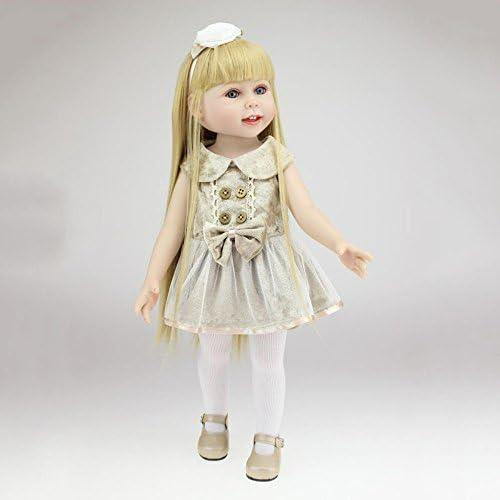 LLX Reborn Reborn LLX Baby Doll Réaliste Fille Babies Poupées 17 Pouces 45  Cm Jouet Réaliste 0b5e0397b21