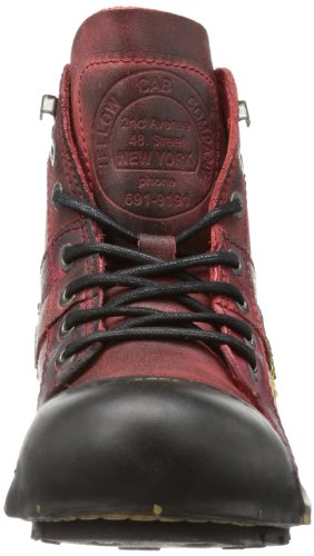 Yellow Cab INDUSTRIAL M Industrial M, Chaussures montantes homme Rouge