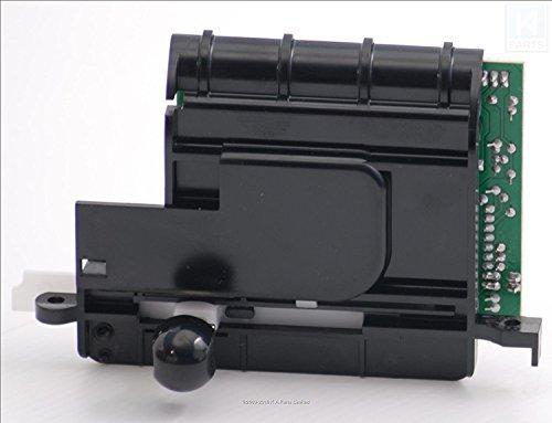 KitchenAid 6qt Stand Mixer Elektro Kontrollboard mit schwarzer Kontrollknopf (Aid-stand-mixer 6 Qt-kitchen)