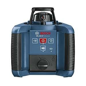 Bosch 0601061600 GRLHV250R Télécommande à distance au laser rotatif