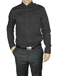 Bügelfreies Herren Slim Fit Hemd in verschiedenen Farben, Marke REDMOND (400130)