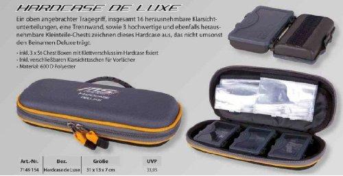 MS Range Hardcase Deluxe (Tackle Case/RIG Organizer)