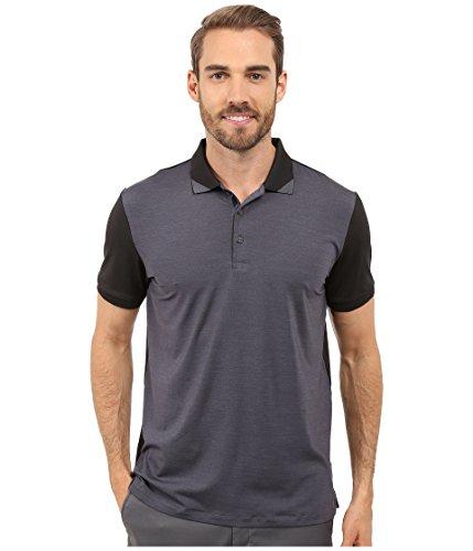 PUMA Golf Herren Polo Short Sleeve Tailored Rib, Herren, Periskop, Small