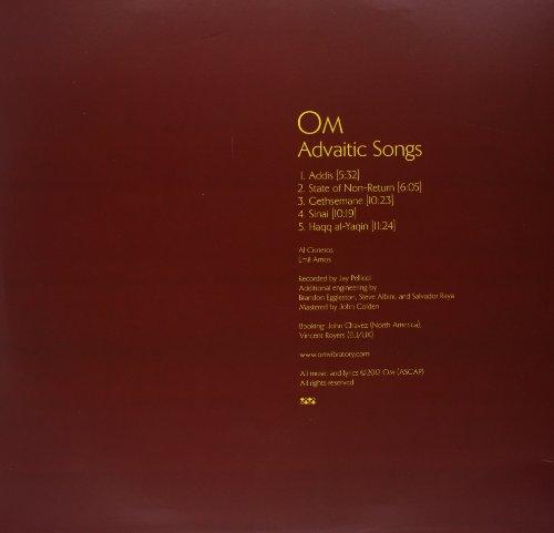 Zoom IMG-1 advaitic songs