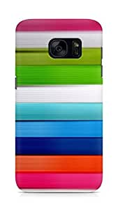 AMEZ Vivid colors Back Cover For Samsung Galaxy S7