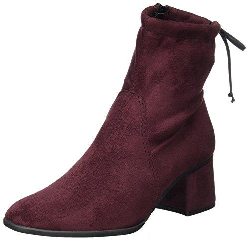Tamaris Damen 25047 Stiefel Rot (Bordeaux)