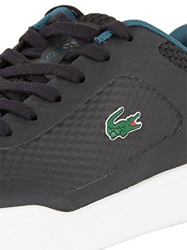 Lacoste Man Explorer Sport 317 5 Baskets Cam, Noir Noir