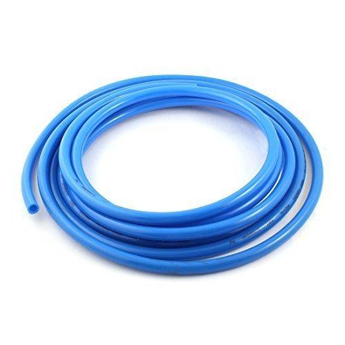 Preisvergleich Produktbild sourcingmap® 5m 16,4ft Lang Blau Luftschlauch Leitung PUGasleitung 12mm x8mm Durchmesser de