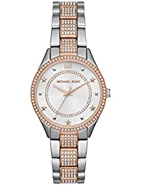 Michael Kors Analog White Dial Women's Watch-MK4388