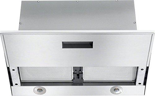 Miele DA3566 D 230 / 50 TLK Flachschirmhaube / 59,2 cm / Filigranes Design - extrem flacher Wrasenschirm in 59 cm Breite / Einzigartiger Bedienkomfort - Con@ctivity 2.0 / edelstahl