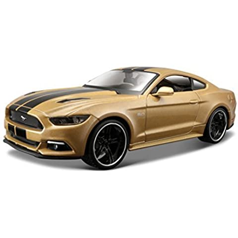 Maisto 1:24 All Stars 2015 Ford Mustang GT Diecast Vehicle by Maisto