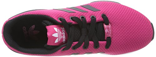Adidas M19386, Running Garçon Multicolore (Bopink/Cblack/Ftwwht)