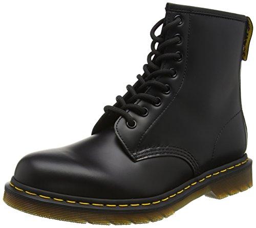 Dr. Martens 8-Loch Boot 1460, Scarpe Donna, Nero, 37 EU 4 UK
