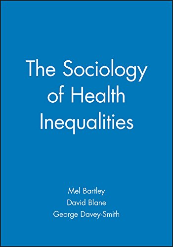 Sociology of Health Inequalities (Sociology of Health and Illness Monographs)