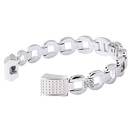 Preisvergleich Produktbild Sansee Echtes Edelstahl Uhrenarmband Armband für Fitbit Alta HR Armband