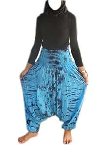 "Zenza Fashion Damen Hose multi Waist up to 39.3"" (100 cm)"
