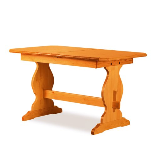 Mobili Ilar Table Paride Fratino 130 Extensible ANILINA Bleu