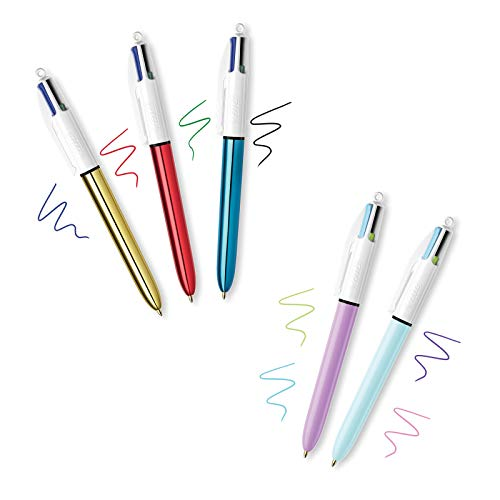 BIC My 4 Colours Box (Pack of 5) Img 2 Zoom