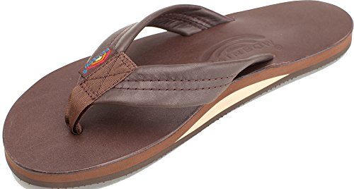 Rainbow Herren Sandalen Classic Leather Sandals (Rainbow Classic Sandalen)