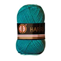 AB Hariri Turquoise Green Colour No.185 Crochet and Knitting Yarn