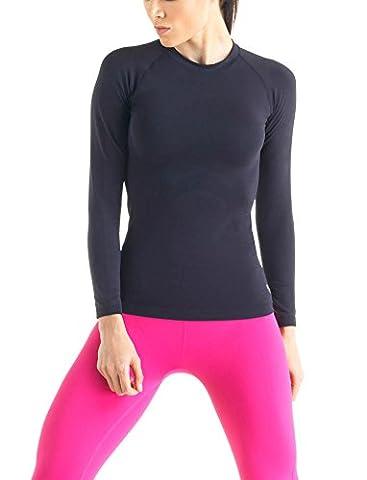 Lupo Femme Termica I-Max T-shirt de course petit