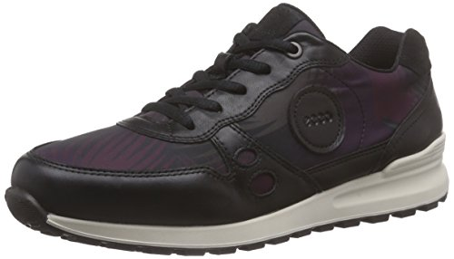 ecco-damen-cs14-ladies-sneakers-mehrfarbig-black-blackpalmprint-black-59974-41-eu