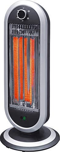 Stufa al Carbonio 2 Elementi Potenze 500W 1000W Elettrica A Corrente Alta Efficienza