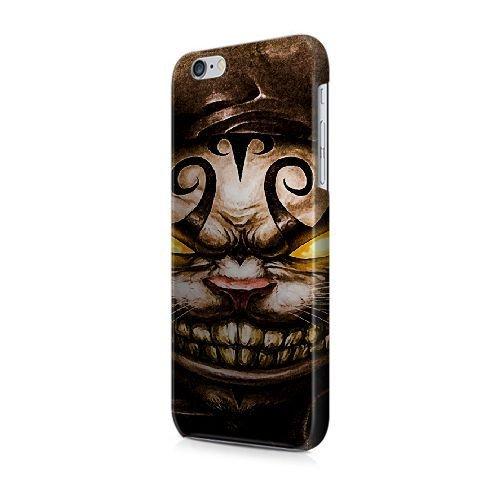 Générique Appel Téléphone coque pour iPhone 6 6S 4.7 Inch/3D Coque/BAPE SHARK LOGO/Uniquement pour iPhone 6 6S 4.7 Inch Coque/GODSGGH698183 ALICE IN WONDERLAND-CHESHIRE CAT - 025