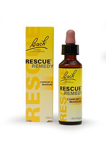 Rescue Remedy Bach 20Ml Natural
