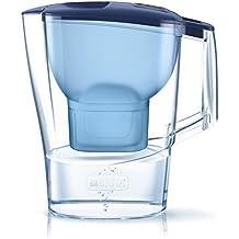 Brita Aluna - Jarra de Agua Filtrada con 1 Filtro MAXTRA+, Color Azul