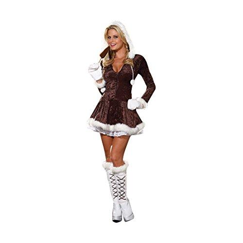 Dreamgirl Eskimo Cutie Kostüm _ - Eskimo Cutie Kostüm