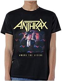 Anthrax - Camiseta