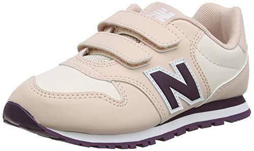 New Balance Yv500v1, Zapatillas para Niñas, Rosa (Pink/Purple Pink/Purple), 28 EU