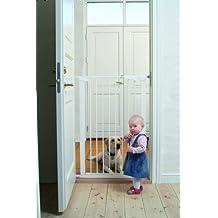 Baby Dan 50914-5491-10 Pet Gate Extra Alto, Bianco