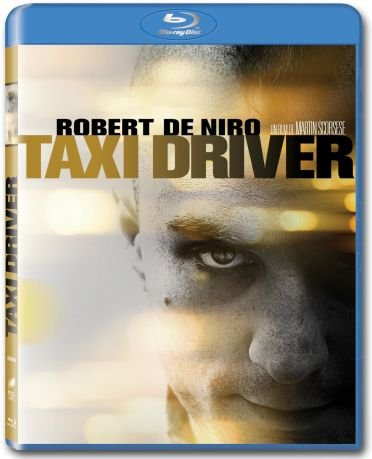TAXI DRIVER [BLU-RAY] - ROBERT