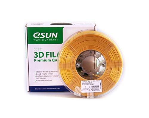 esun Imprimante 3D Filament ABS 1,75mm 1kg Or