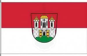 Anwesenheitsbanner Burghausen - 40 x 250cm - Flagge und Banner
