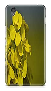 PCM High Quality Printed Designer Polycarbonate Hard Back Cover for Sony Xperia M4 Aqua - Matte Finish - Color Warranty - 0163