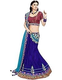 Moh Manthan Designer Half Saree