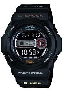 Casio Herren-Armbanduhr XL G-Shock Digital Quarz Resin GLX-150-1ER