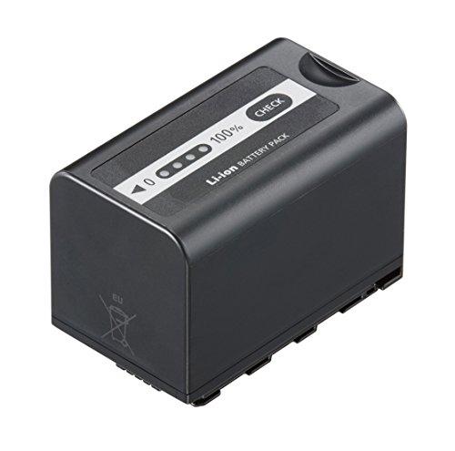 Panasonic VW-VBD58E-KC Batterie rechargeable Lithium, 7.28V, 5800mAh pour caméscopes Panasonic compatibles - Noir