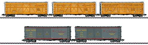 marklin-45660-set-de-5-vagones-de-carga-de-union-pacific-h0-eeuu