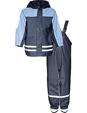 Playshoes - Capo D'Abbigliamento con cappuccio, manica lunga, bambini