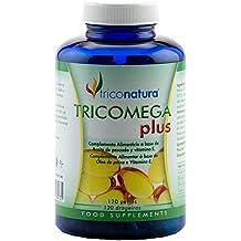 Omega 3 en cápsulas aceite de pescado alta pureza Formula muy concentrada con 1400gr EPA y