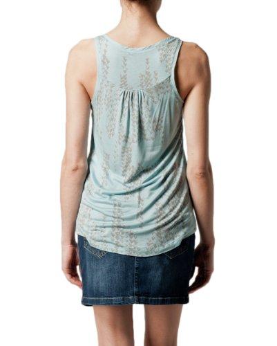 KOOKAI Damen T-Shirt K4465 Blau(Piscine)