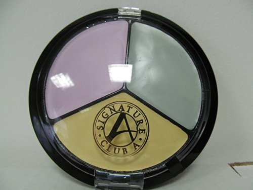 Signature Club a 8 Butters Stay Put Flaw Concealer Trio